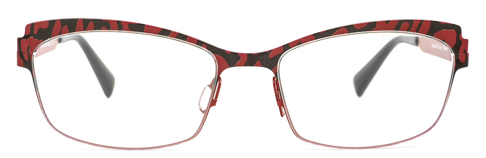 Black Red Tiger