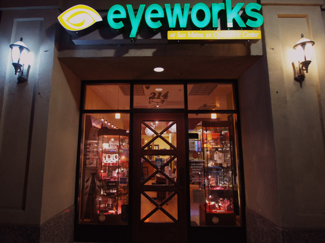 e5e0d2f1a32 Eyeworks of San Mateo strives to provide exceptional customer service and  high quality eyewear in a friendly
