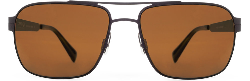Brown:Olive Polarized