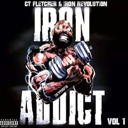 Iron villains iron revolution sounds for Ct fletcher its still your set shirt