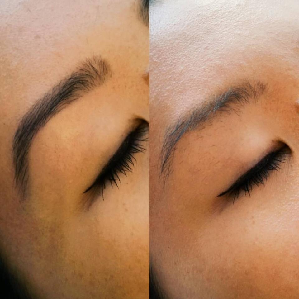 Eyebrow Styling