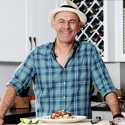 Chef Simon Majumdar
