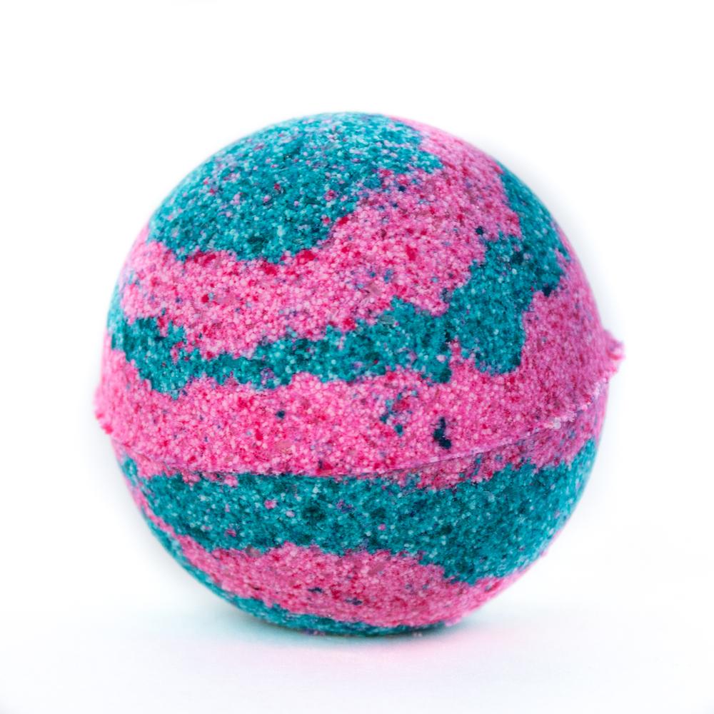 Etonnant CBD Swirl Grapefruit Bath Bomb