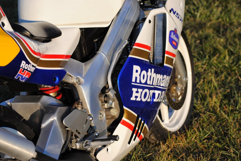 Rothmans Paint Job.JPG