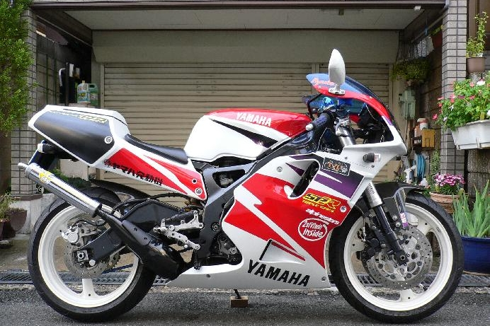 Yamaha TZR250    Ever heard of Kenny Roberts, Eddie Lawson, or Wayne Rainey? They all won Grand Prix championships aboard 500cc two-stroke Yamahas. That bike's little brother is the TZR250. If you grew up idolizing these American Grand Prix champions, perhaps its time to get a TZR.
