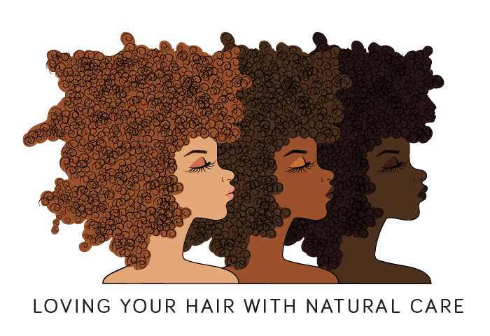 Loving Your Hair With Natural Care Brush