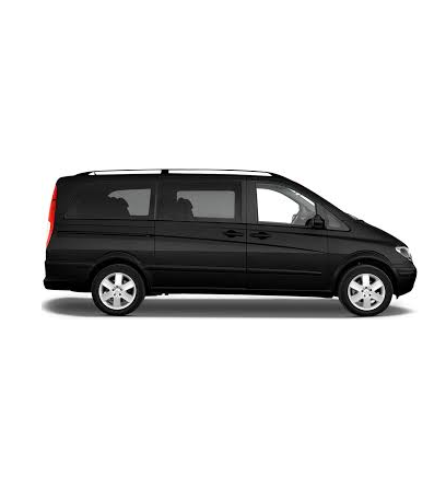 MPV Premium Luxury - Mercedes-Benz Viano / V-ClassRecommended: 6 x Passengers, 6 x LuggageCapacity: 7 x Passengers, 7 x LuggageOverflow vehicles - Volkswagen