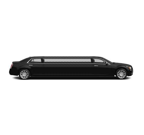 Stretch 10 Pax - Affiliated ServiceChrysler 300C StretchRecommended: 10 x Passengers, 2 x LuggageCapacity: 11 x Passengers (10 rear, 1 front), 2 x Luggage