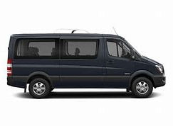 Mini Bus 11 PAX - Mercedes-Benz Sprinter TransferRecommended: 11 x Passengers, 11 x LuggageCapacity: 11 x Passengers (9 rear, 2 front), 11 x LuggageOverflow vehicles - Toyota
