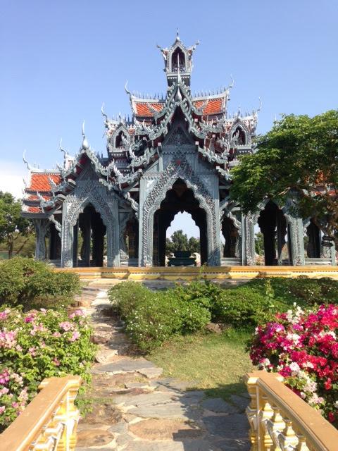 scale model at Bangkok's ancient city