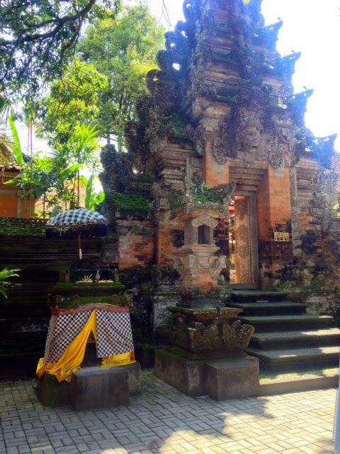 Bali Palace in Ubud, Indonesia