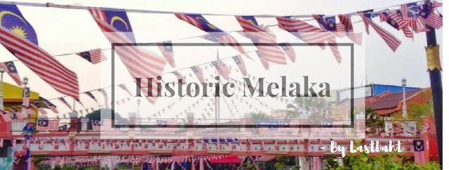 Melaka Malacca banner