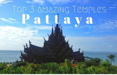 pattaya, thailand, temples