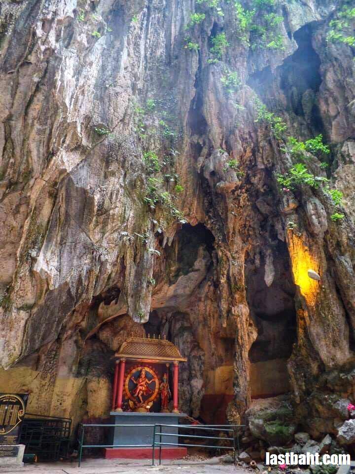 Batu Temple Caves