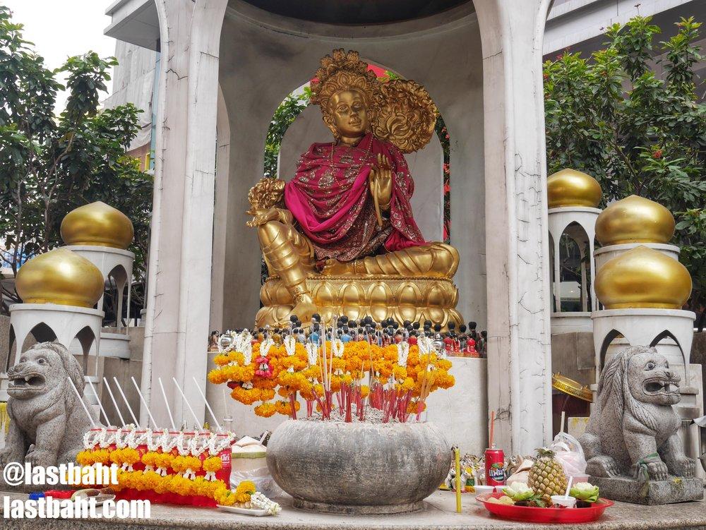Umathevi, the Goddess of Compassion