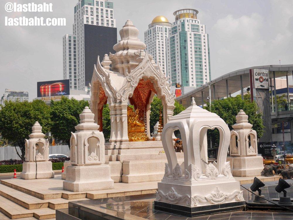 Ganesh Shrine in Bangkok