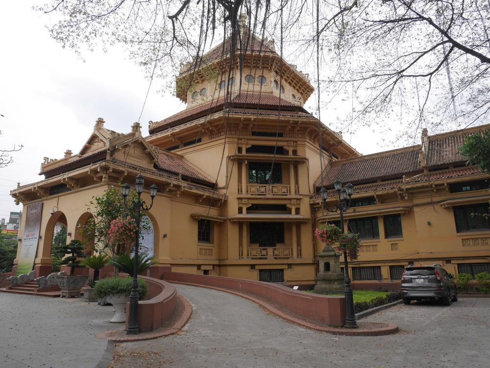 Vietnam Natinoal History Museum