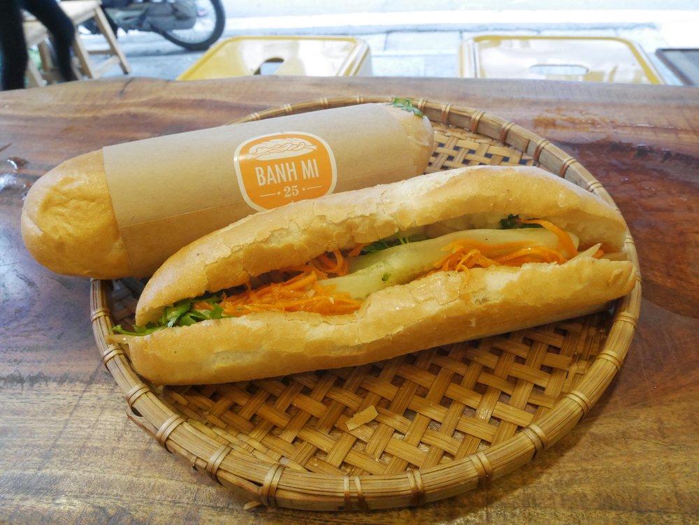 Delicious Fresh and crispy at Banh Mi 25
