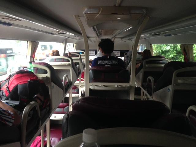 sleeper bus vietnam