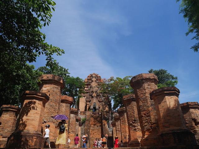 Po Nagar ruins, Nha Trang, Vietnam