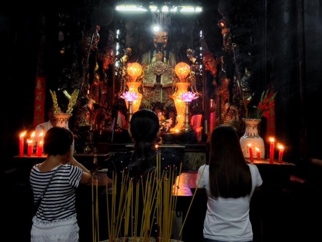 shrine to the Jade Emperor