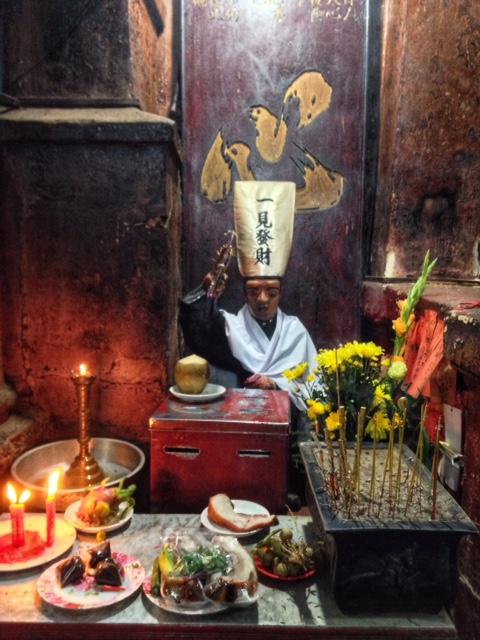 the Saigon City God