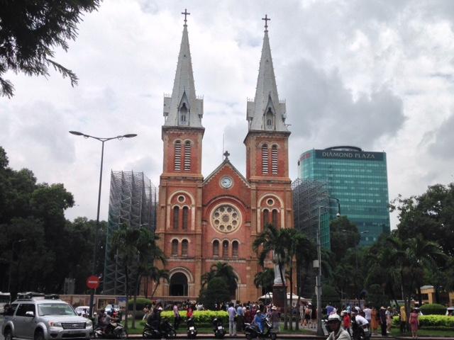 Notre Dame Saigon Cathedral