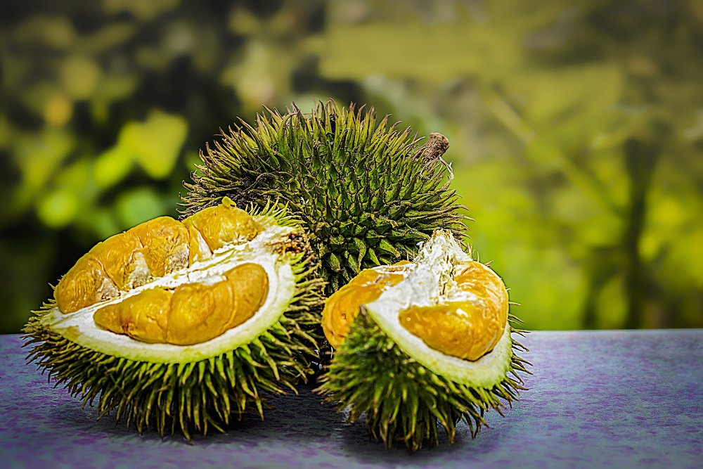 "Durian, the ""King of Fruit"""