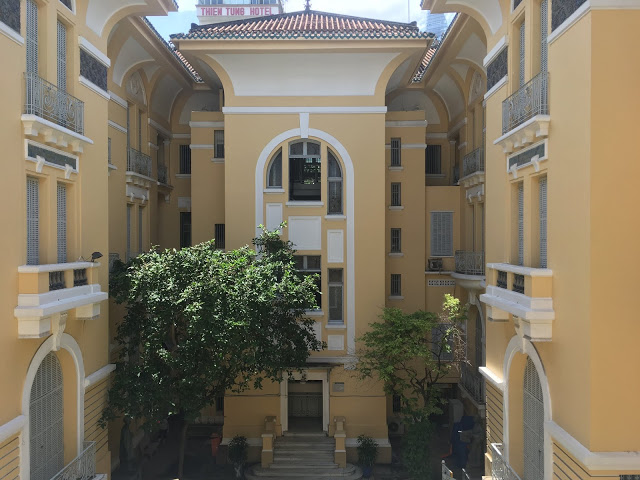 The Ho Chi Minh City Museum of Fine Arts