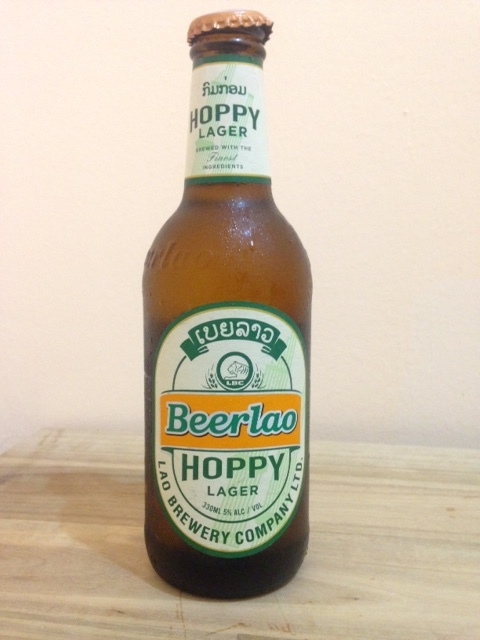 NEW Beer Lao Hoppy Lager