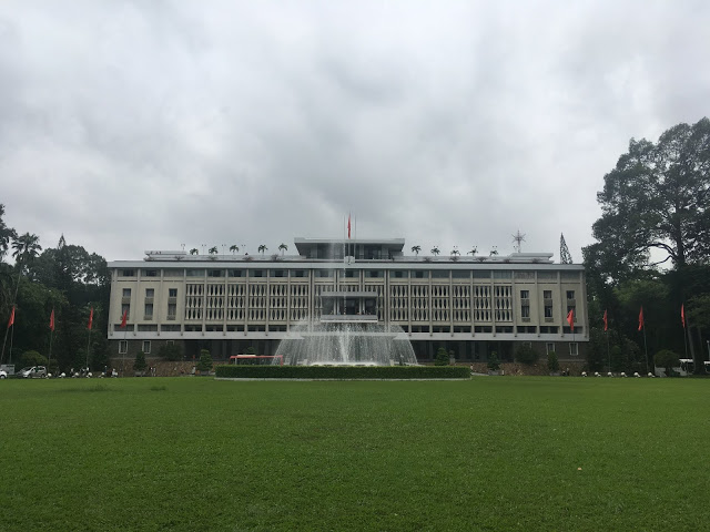 Independence (Reunification) Palace, Saigon