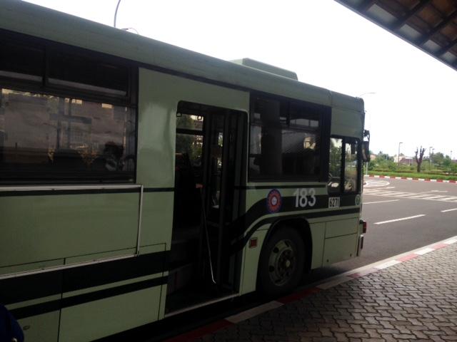 Vientiane City Bus