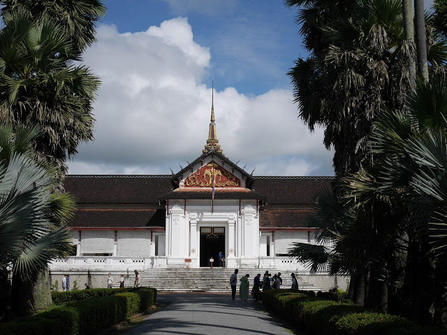 Luang Prabang Royal Palace; the National Musem