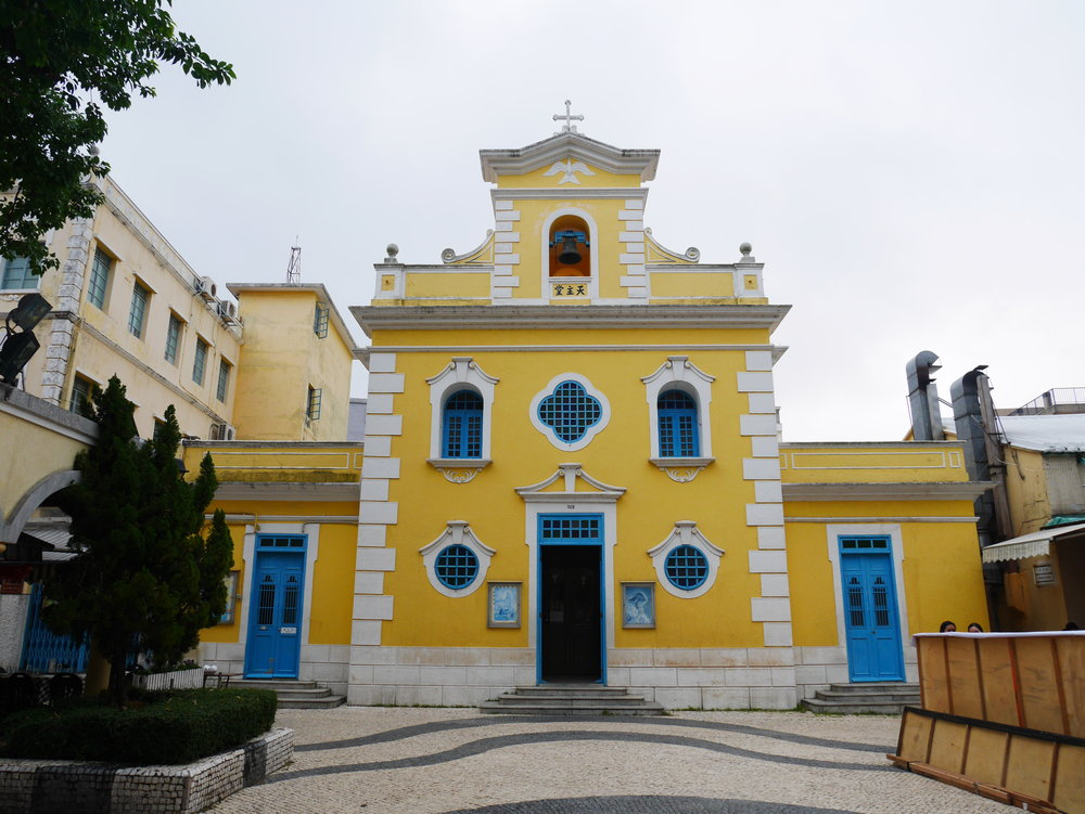 Chapel of St.Francis Xavier, Macao