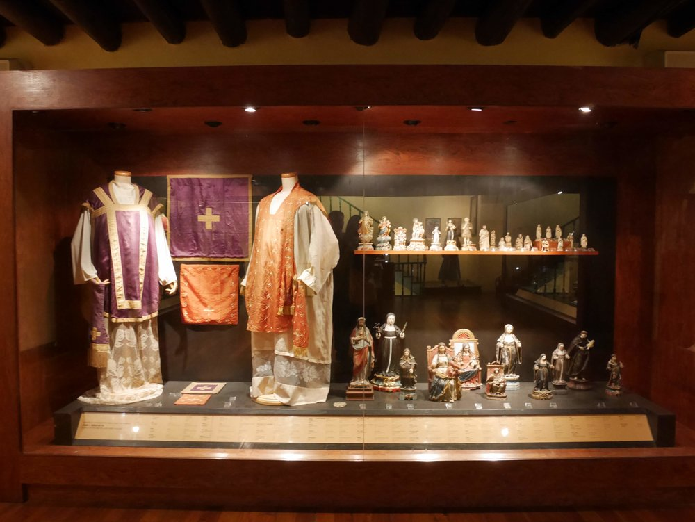 Treasures of Sacred Art Museum located within St. Dominic Church, Macau