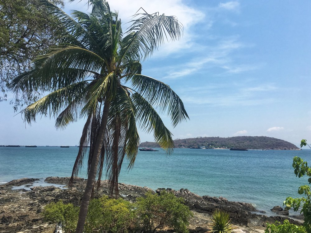 Koh Sichang - the closest and easiest island to visit from Bangkok, Thailand