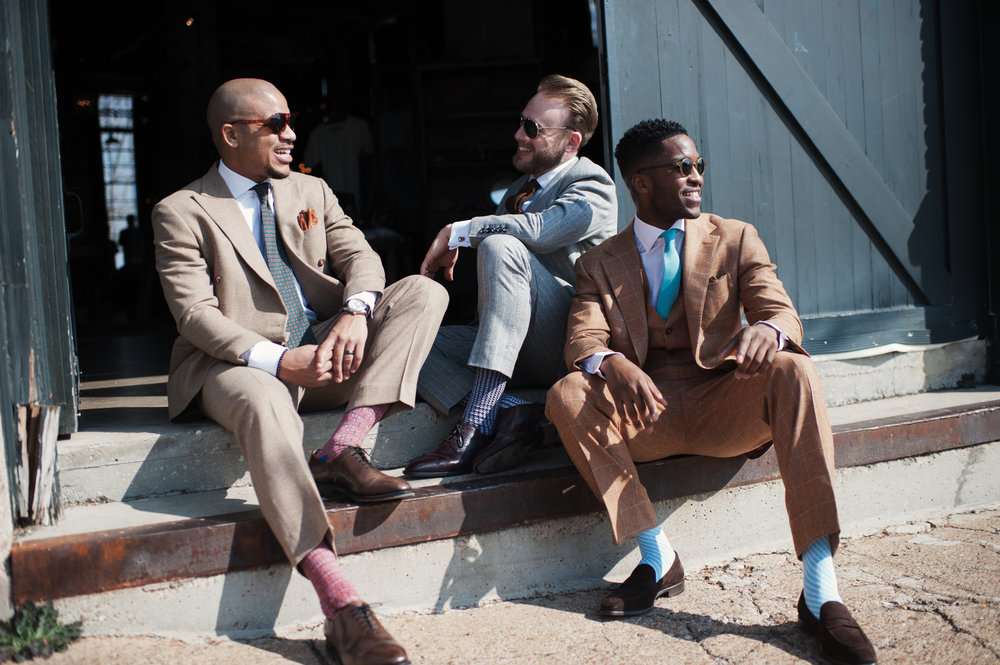 Stitch-It & Co custom suits