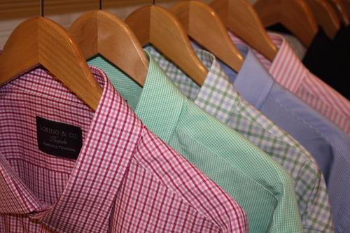 loring and co custom shirts