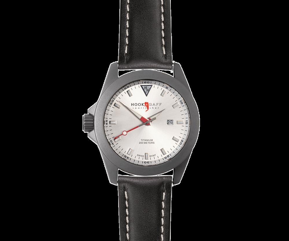 Sportfisher II Classic – Silver Dial