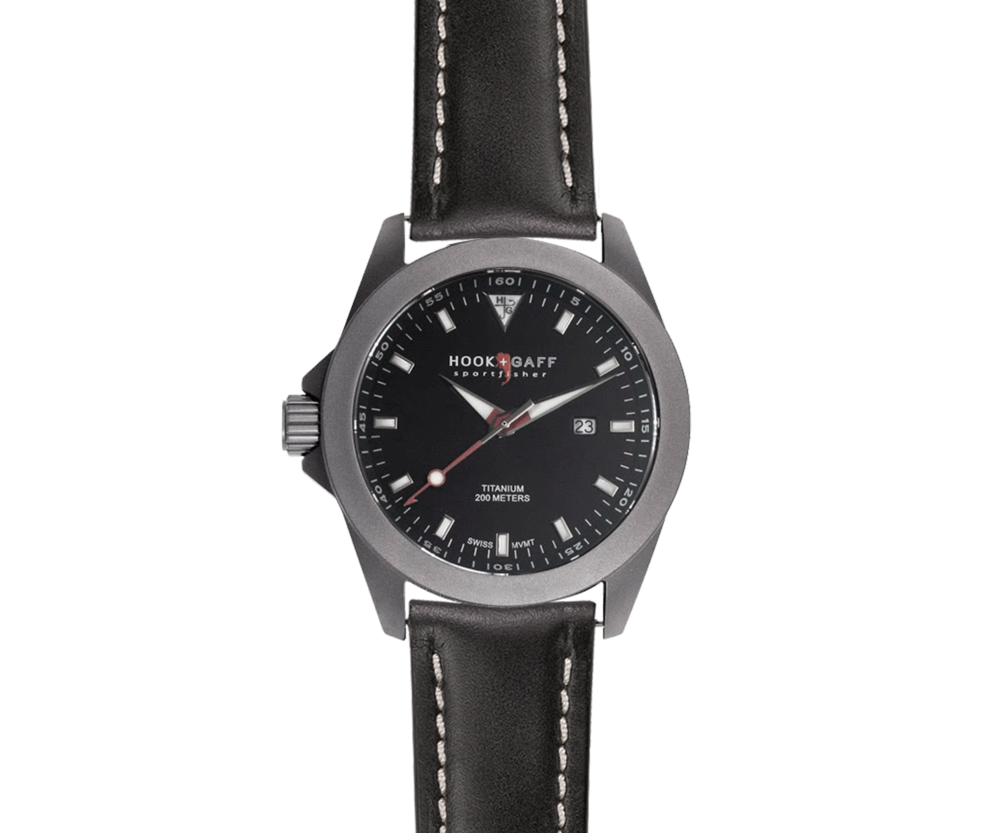 Sportfisher II Classic – Black Dial