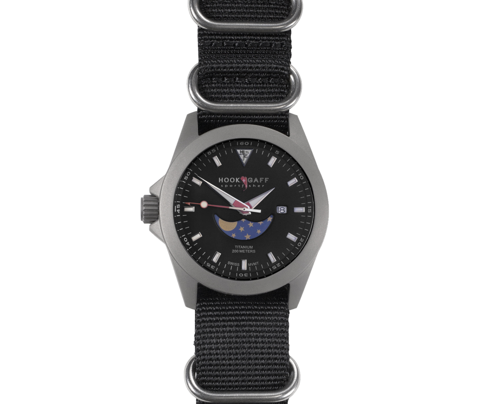 Sportfisher II MP – Black