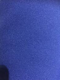 blue polyester fabric for a custom suit