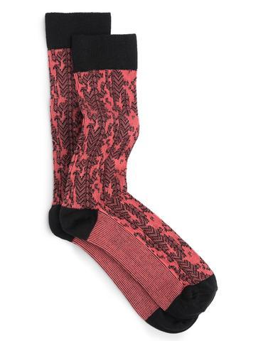 ace and everett christmas gift socks red