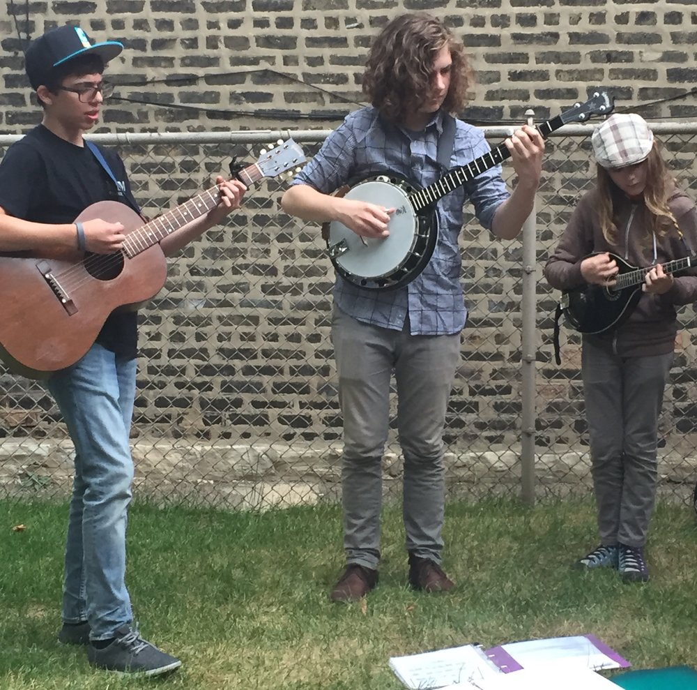 Old Town School of Folk Music Chicago