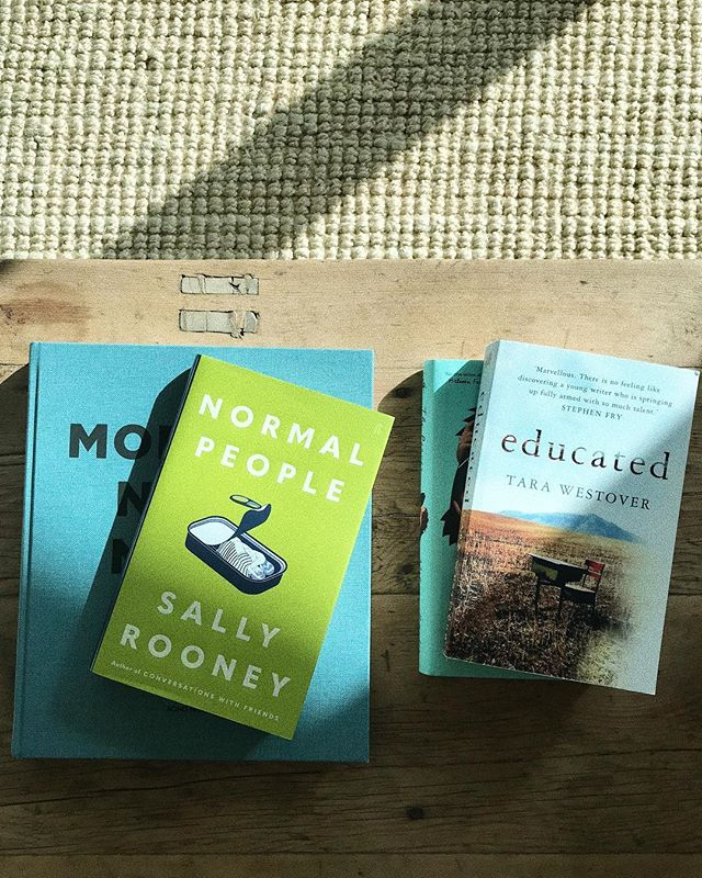 Recently read... Normal People by @sallyrooney6. The Pisces by @realmelissabroder. Educated by Tara Westover. All weird and wonderful reads worth picking up 💕 #missread Sometimes, it's worth taking a little time out to reboot. What do you do when you're feeling this way? 💕 via @society6 #missread . . . . . . . #books #bookstagram #whatimreading #mustread #beautyandbrains #bookreview #bookreviewer #hardback #paperback #newbook #readingissexy #holidayread #novels #coffeetablebook #girlboss #girlbossinspiration #bookchat #bookclub #bookshop #tellme #whatyoureading #newmonth #spring #windowshopping #bookshop #normalpeople #thepisces #educated