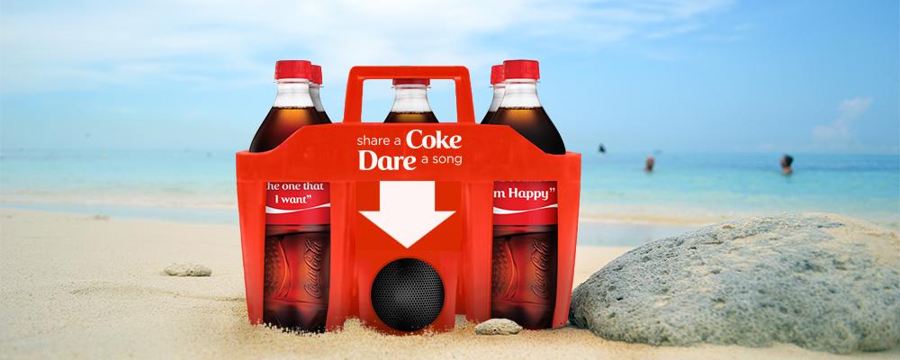 Coke: Dare A Song
