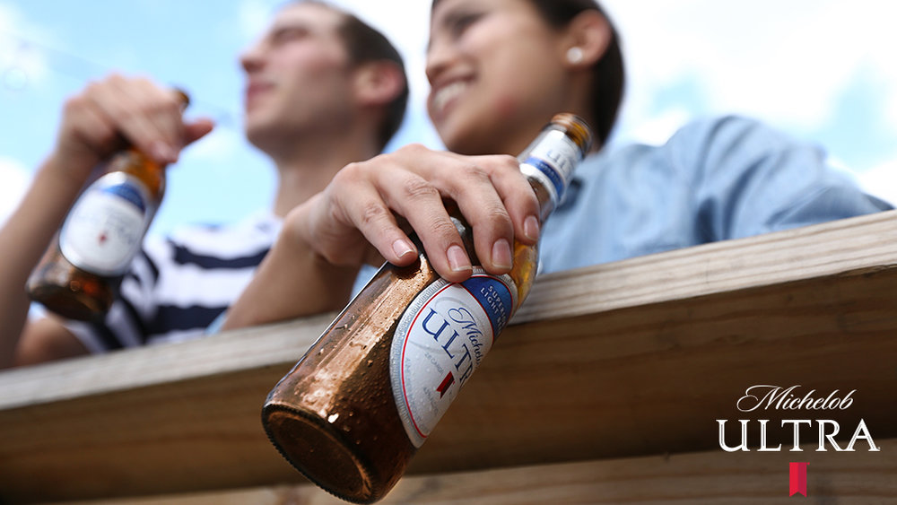 Michelob ULTRA: Go the extra mile