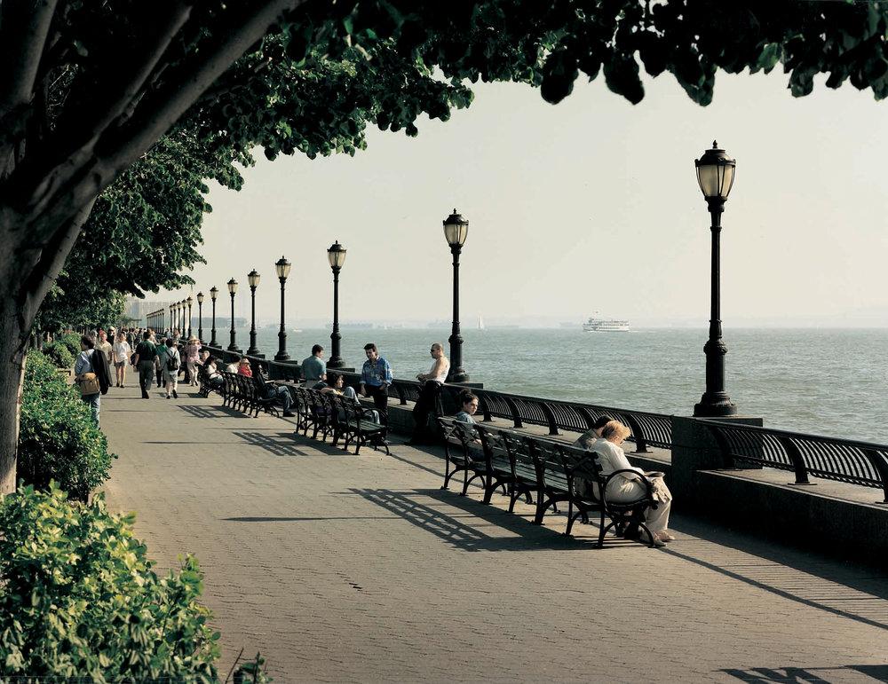 Battery Park Lamps