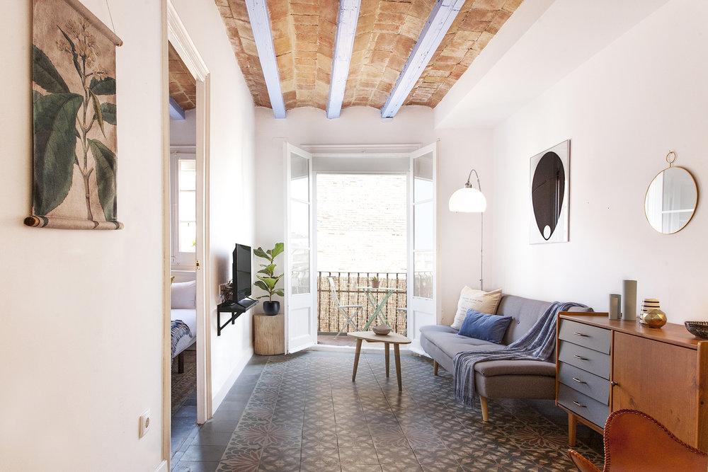 POR SOLO 150€/HABITACIÓN - 490€ para el piso completo hasta 100m².Regalamos el diseño para el baño y la cocina.