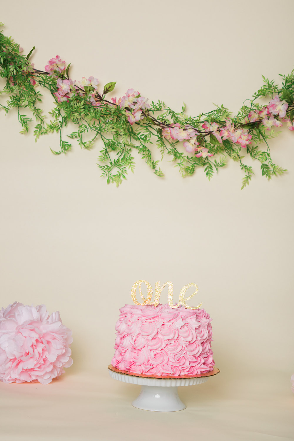 Celebrate! - Your babe is a year old! Celebrate with an adorably messy cake smash session. This on location session lasts 30 minutes with just enough time to dig in. I will provide a consultation for outfit and cake choice. Backdrop, props and decor are included.